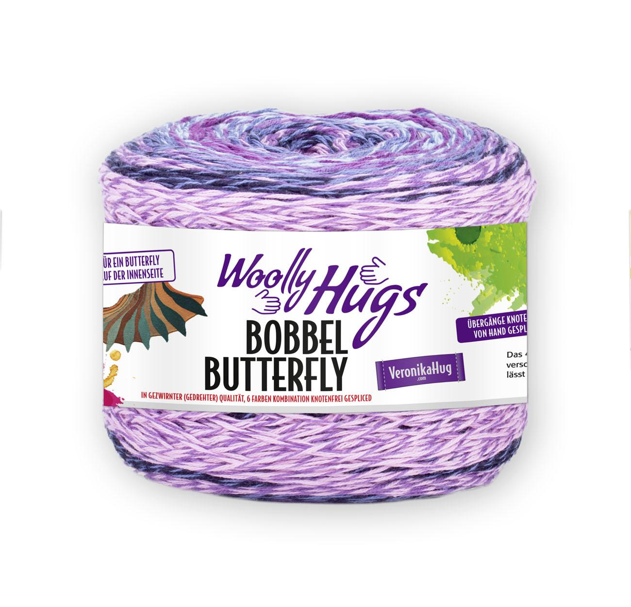 Bobbel Butterfly - Farbe: 505